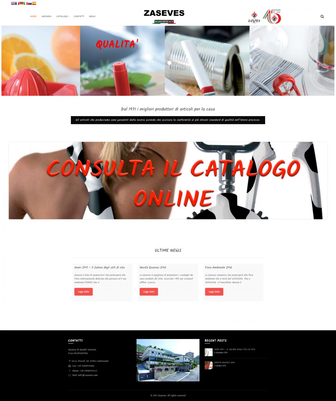 Perfect zaseves u articoli per la casa with articoli per for Articoli casa online