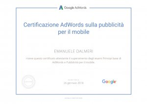 Google Partners - Certification
