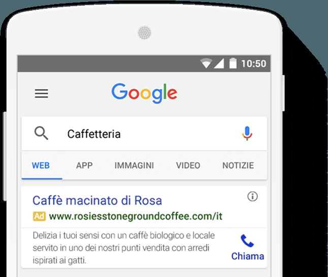 Es Risultati Google AdWords