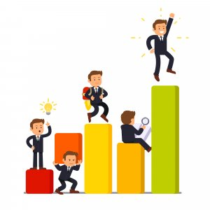 La crescita degli e-commerce
