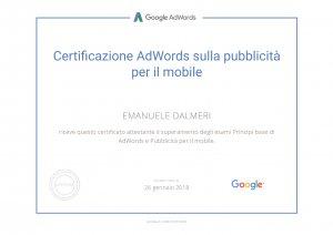 Pubblicità Mobile