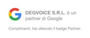 Google Partner Degvoice